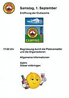 Clubwoche Aufenfeld